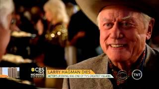 Larry Hagman dies at 81 years old