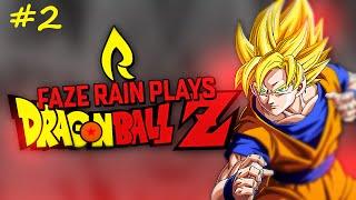 FaZe Rain Plays Dragon Ball Z (NEW GAME!!)