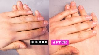 Hand and Nails Therapy with Paraffin and Cottonseed oil