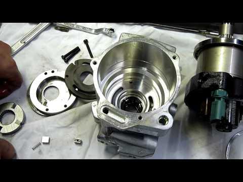 Delphi Common Rail Diesel pump Autopsy Pt2 -Hyundai Terracan and Kia K2700 pump