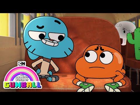 Darwin Seeks A New Mentor | The Amazing World Of Gumball | Cartoon Network
