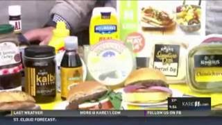 Building a Better-For-You Burger (5/14/16 on KARE 11)