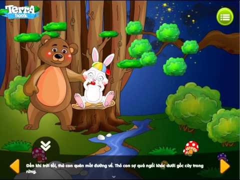 thỏ con ko vâng lời