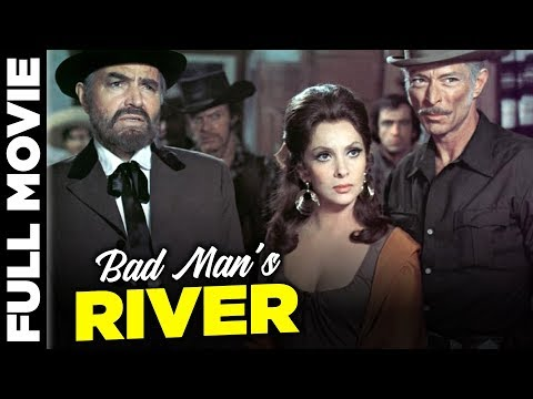 Bad Man's River | English Comedy Movie | Lee Van Cleef, James Mason