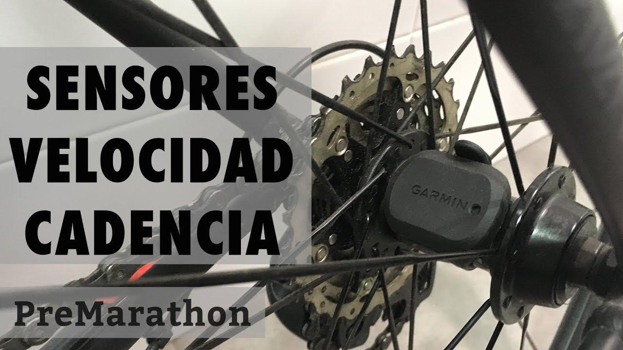 69de54833 Sensores de velocidad y cadencia para ciclismo (Garmin/Wahoo) - YouTube