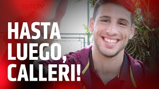 HASTA LUEGO, CALLERI! | SPFCTV