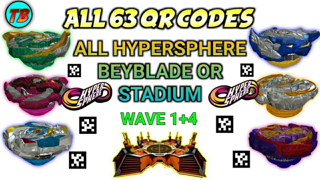 Latest HD Beyblade Burst Turbo Stadium Qr Codes - doraemon