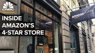 Inside Amazon's New 4-Star Store