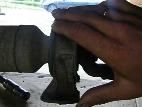 как поменять подвесной кардана подшипник киа спортейдж своими руками