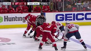 Washington Capitals vs Detroit Red Wings - March 22, 2018 | Game Highlights | NHL 2017/18