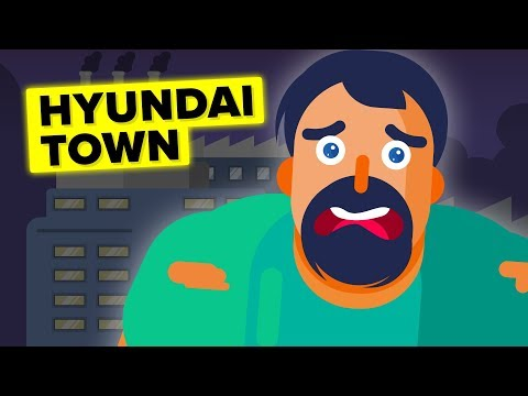 Hyundai Town – The Collapse of South Korea's Most Prosperous City
