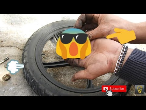 How To Replace Wheel Dampers (kymco Visa-r 110)