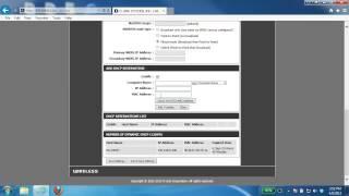 Як налаштувати резервування IP і DHCP на D-Link маршрутизатор