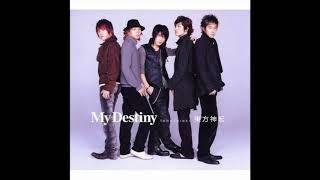 [화음강조|Back Vocal] 동방신기 TVXQ- My Destiny