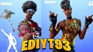 NEW SKIN*DIVA DISCO*FORTNITE STORE 31/12/18