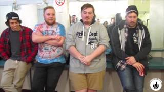 I Probably Hate Your Band - Inside the greenroom at SOS Fest 26/7/14