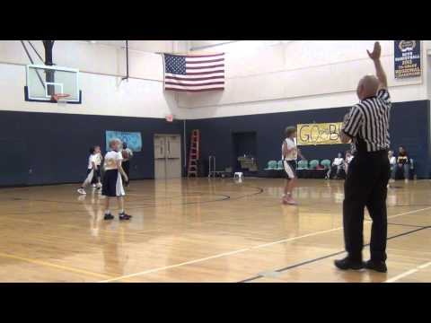 St. Phil Peoria Academy 6th bball part 2 Nov 11, 2013