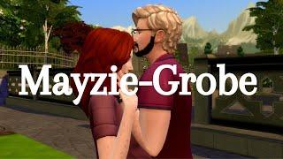 Mayzie Grobe 🍁 ( Vidéo Clip Sims 4 )