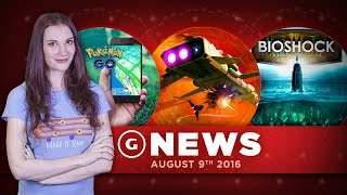 No Man's Sky Frame Rate Issues; New Pokémon Go Update! - GS Daily News