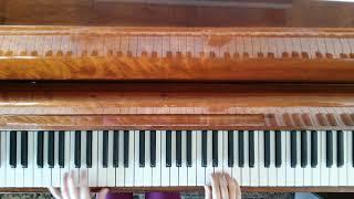 Ağlatan Dans - Jenerik Dizi Müziği (piano cover)