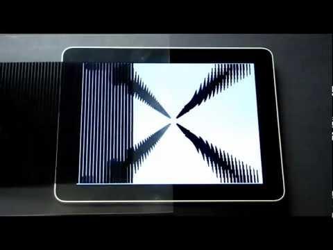 ภาพเคลื่อนไหว iPad