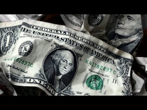 SHOCKING NEWS:  The US Dollar Is Now Being Dumped By Investors