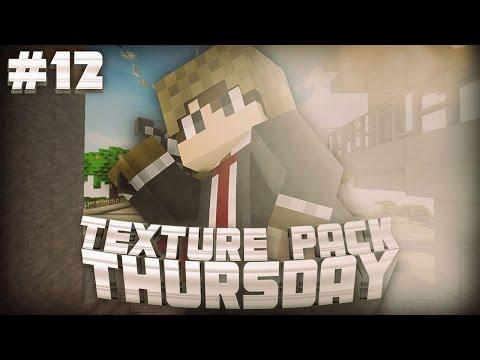 Minecraft: Texture Pack Thursday Week #12