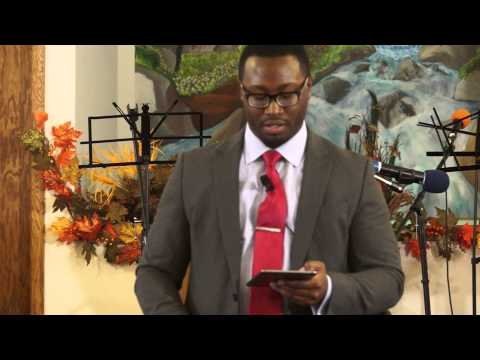 """ANF 11=14-2015  Pastor Phillip Cameron """"Name Dropping"""""""