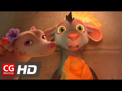 "CGI Animated Short Film: ""Flower in the Subway"" by The Animation School 