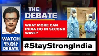 Does India Need Limited Curfew Or Full Lockdown To Tackle COVID-19? | The Debate With Arnab Goswami