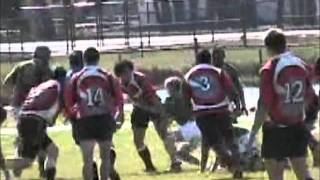 Daytona vs Brevard Rugby 2005