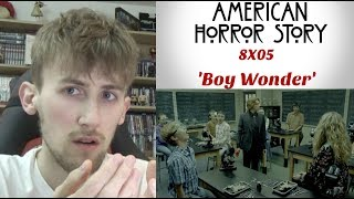 American Horror Story Season 8 Episode 5 - 'Boy Wonder' Reaction