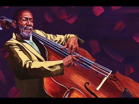 Jazz Blues   Bass Backing Jam Track - B Minor