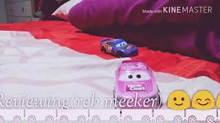 Mattel Disney cars 3  (reb meeker) 🙂🙂😊