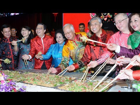PM joins M'sians in CNY celebration