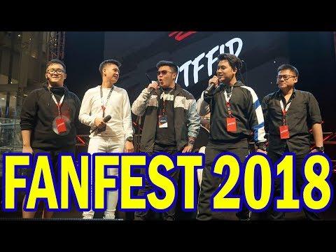 YOUTUBE FANFEST JAKARTA 2018 #KLV 19