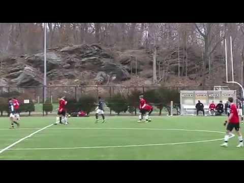 Manhattan Soccer Club KO Classic  - Manhattan PSG95 v FC Blazers- 2013