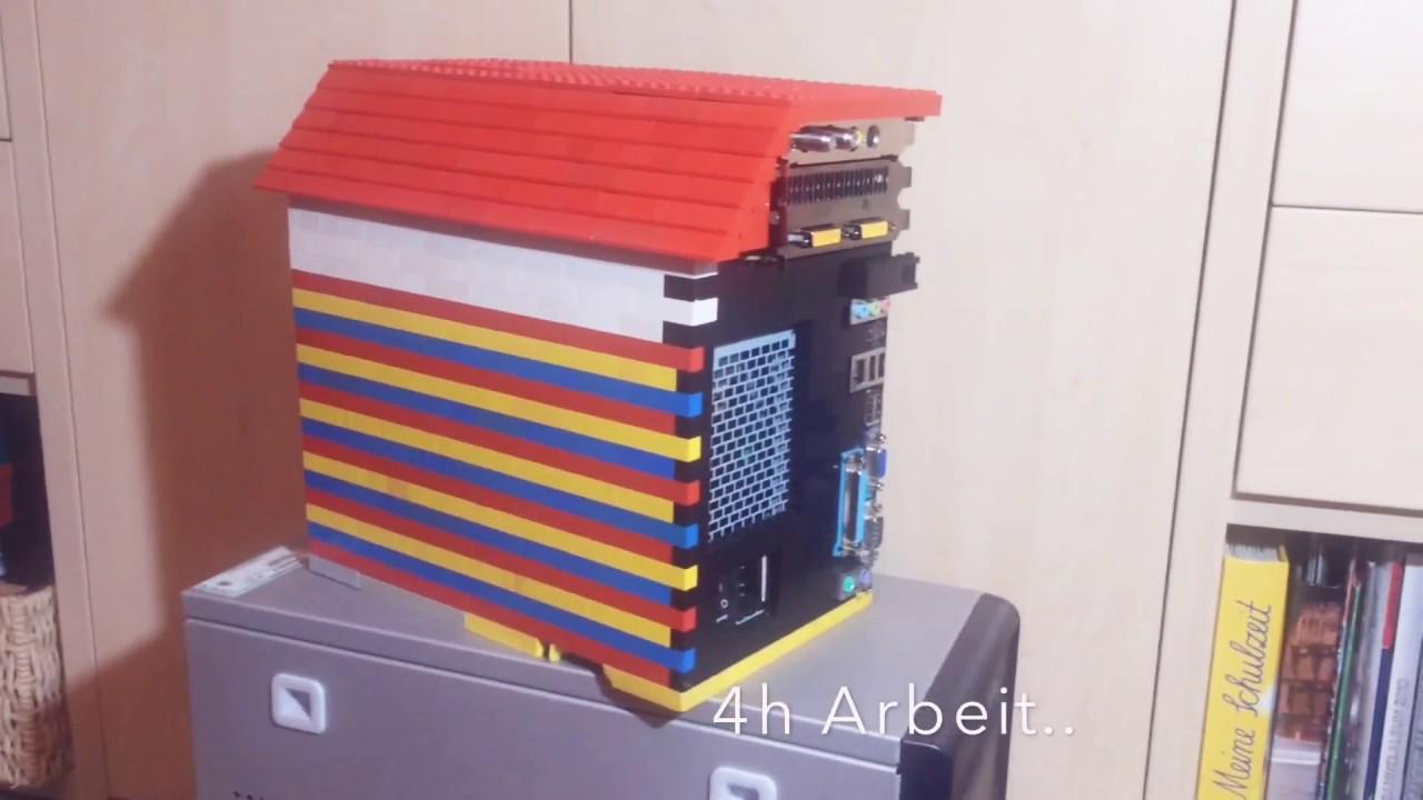 pc geh use eigenbau aus lego youtube. Black Bedroom Furniture Sets. Home Design Ideas