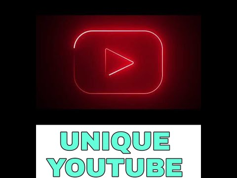 SPECIAL AND UNIQUE YOUTUBE 🥰🥰🥰🔥