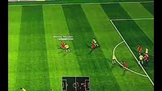 Fifa 15 gameplay tips and tricks - Corner Kick - Free Kick - Gameplay 1080p Channel Games