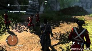 100% Sequenz 4 Erinnerung 1 Ehre und Treue [Assassin's Creed Rogue]