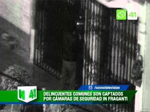 NOTA CAMARAS DE VICTOR LARCO REGISTRAN INCIDENTES  14 SETIEMBRE + OZ