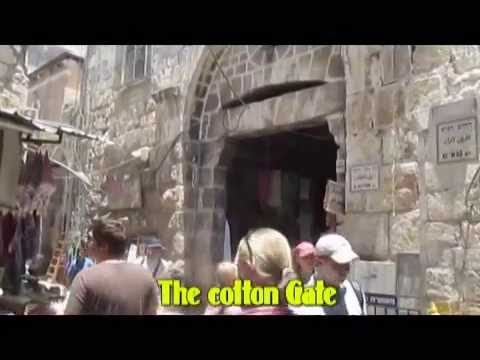 The Old City of Jerusalem - the most professional and Informative video of the holy places