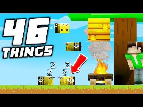 46 Things You Didn't Know About Minecraft 1.15!