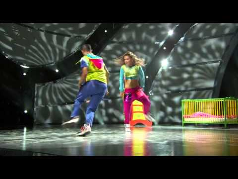 SYTYCD S09 Top 16 Tiffany George Hiphop