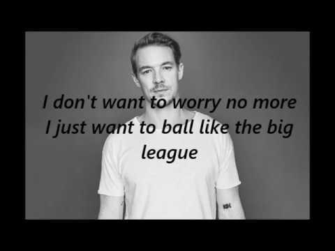 DIPLO - Worry no more ft. Lil Yachty & Santigold (LYRICS/LYRIC VIDEO)