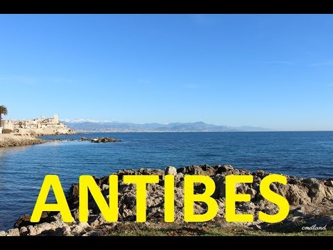 Antibes - Guide Touristique
