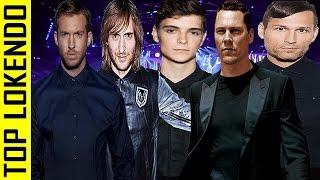 Los 9 Mejores DJs Más Ricos Y Famosos En El Mundo