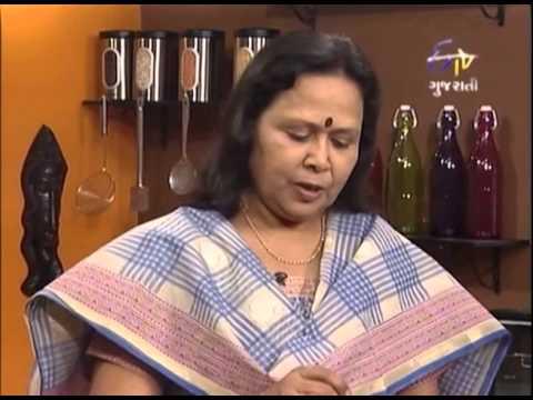 Rasoi Show - રસોઈ શો - ઉપમા, શોજી નો શીરો & કીચીડી