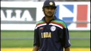 India vs Australia 1992 World Cup 17 needed in 12 balls ! India lost the game but won hearts